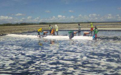Tambak Garam Pulau Sabu Raijua NTT