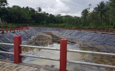Embung Air Wonogiri Jawa Tengah